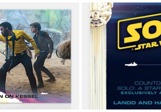 Topps 'Countdown to Solo' Card No. 7 Now Available!