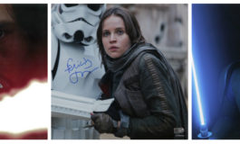 Get 'May the Fourth' Savings on Autographs and Official Photos from Star Wars Authentics