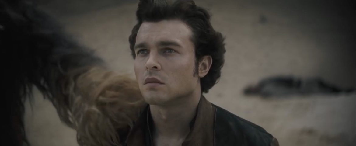 Alden Ehrenreich Stops by Jimmy Kimmel Live to Talk 'Solo: A Star Wars Story'
