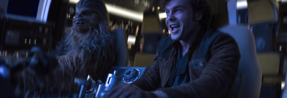 Join The Star Wars Show for a Special 'Solo: A Star Wars Story' Facebook Event