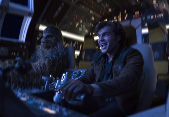 'Solo: A Star Wars Story' Receives Oscar Nomination for Visual Effects