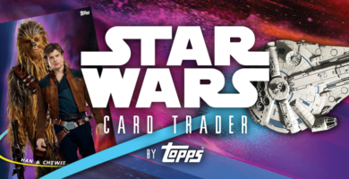 Celebrate the Premiere of 'Solo: A Star Wars Story' With These 4 NEW Releases from Star Wars Card Trader