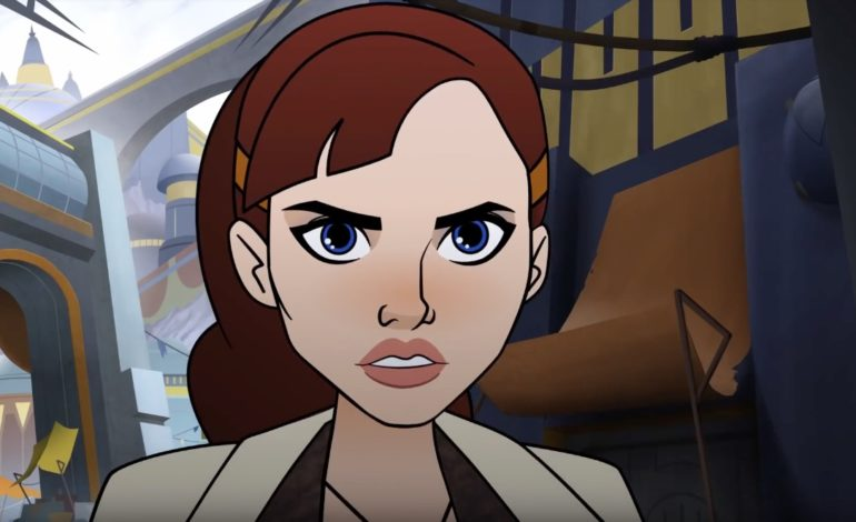 """Star Wars Forces of Destiny Review: """"Triplecross"""""""