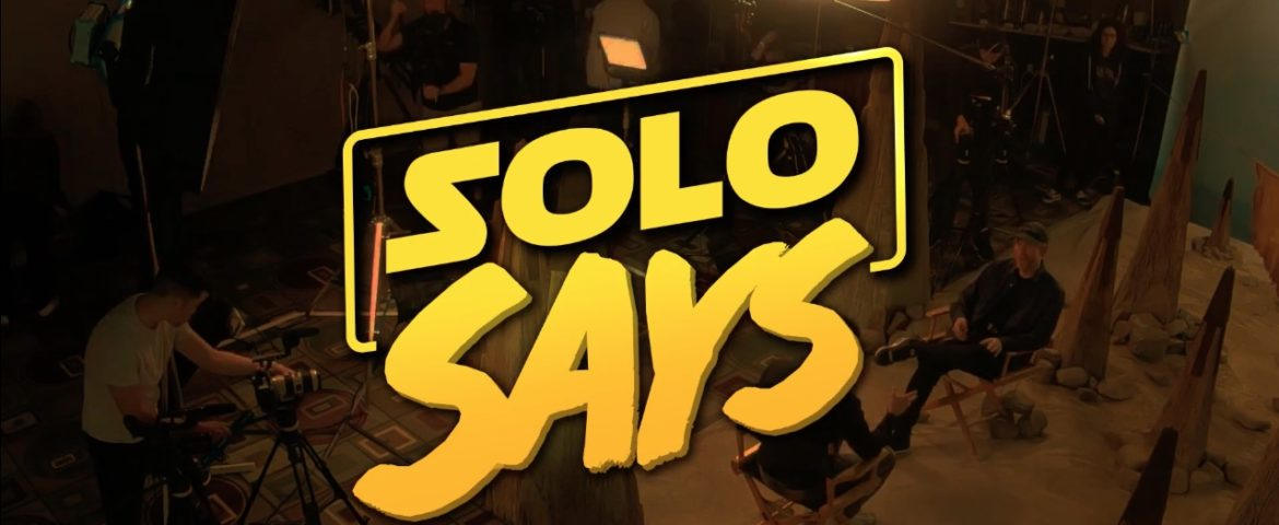 The Star Wars Show Extra | Solo: A Star Wars Story Cast Pronounces Star Wars Words and Names!