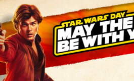 May The Fourth Be With You! Check out NEW releases + a Contest to Win 4,500 Crystals from Star Wars Card Trader!