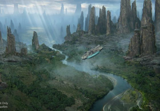 Star Wars Galaxy's Edge Update: Village Name/Concept Art Revealed During Panel at Galactic Nights