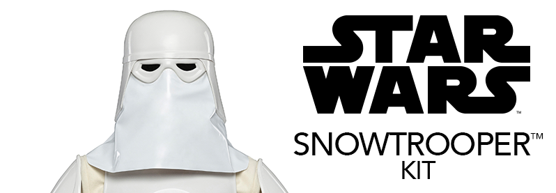 Star Wars Snowtrooper Kit Now in Stock in Limited Quantities from Anovos