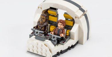 LEGO Announces 'Solo: A Star Wars Story' Millennium Falcon Cockpit SDCC Exclusive