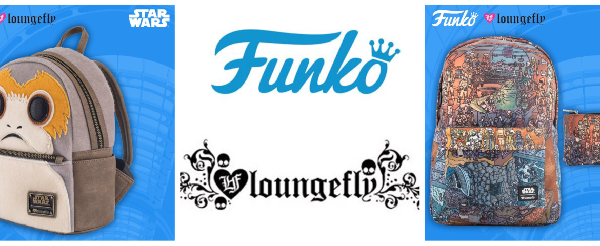 Funko Announces SDCC Star Wars Exclusives from Loungefly