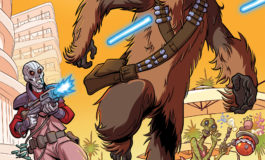 IDW Star Wars Comics Coming September: Star Wars Adventures #14, 'Smuggler's Blues' Trade