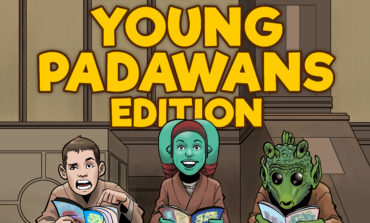 Comics With Kenobi #63.1 -- Young Padawans Edition