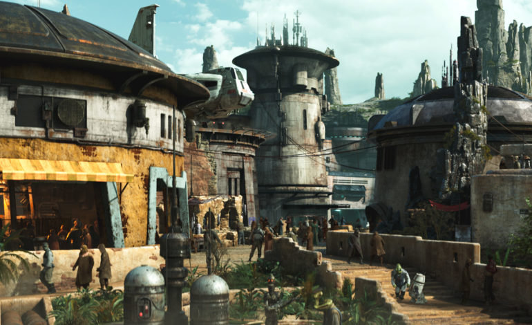 Coffee With Kenobi Host Dan Z Shares 5 Things We Learned About Star Wars Galaxy's Edge for the Official Site