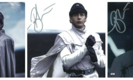 New Ben Mendelsohn Autographs Available Now from Star Wars Authentics
