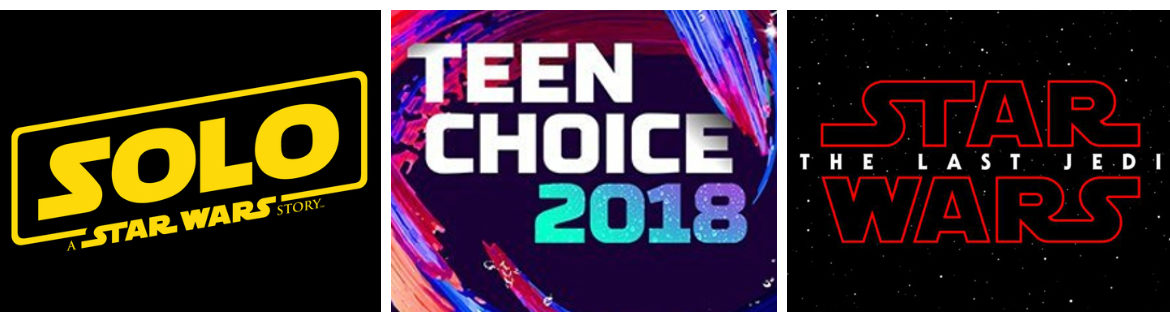 Vote for Star Wars in the 2018 Teen Choice Awards