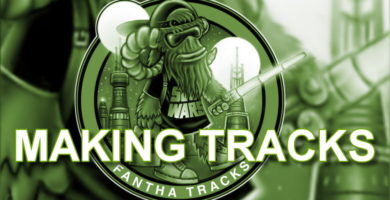 Making Tracks Episode 10: Hunkering in the Dungeon