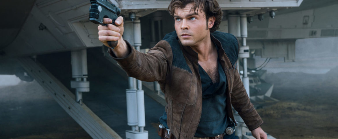 Alden Ehrenreich Talks 'Solo: A Star Wars Story' with MTV News [SPOILERS!] *UPDATED*