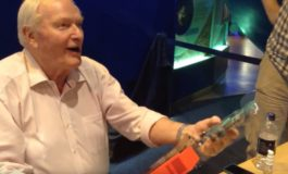 'Star Wars' Actor Julian Glover Sees His General Veers Black Series Figure for the First Time