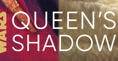 Star Wars Books: Padme Amidala Novel 'Queen's Shadow' by E. K. Johnston Announced at SDCC **UPDATED**