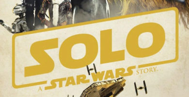 "Star Wars Books Updates: 'Solo' Novelization Cover Revealed; Claudia Gray's 'Master and Apprentice"" Announced **UPDATED**"