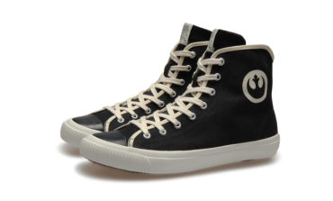 Introducing New Rebel High-Top Sneakers in the Star Wars | Po-Zu Footwear Range