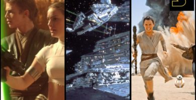 Coffee With Kenobi Host Dan Z Guests on the Latest Starships, Sabers, and Scoundrels Podcast