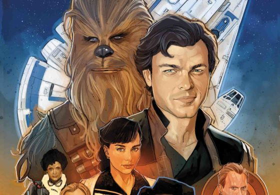 Marvel Star Wars Comics Coming October: Solo Takes Flight, Doctor Aphra Faces a Fight, Vader Isn't Later and Hope's on the Ropes