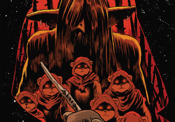 IDW Star Wars Comics Coming in October: Tales From Vader's Castle, Star Wars Adventures #15