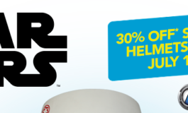 30% OFF Select Star Wars Helmets from Anovos