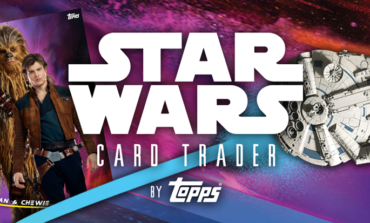 Star Wars Card Trader: The Last Jedi Gets a '77 Makeover, Platinum Series Go Villainous, and New Concept to Screen Set!