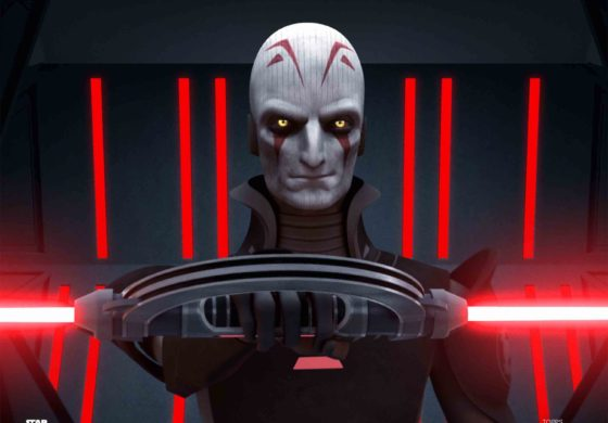 New 'Star Wars Rebels' Photos Added to the Star Wars Authentics Site