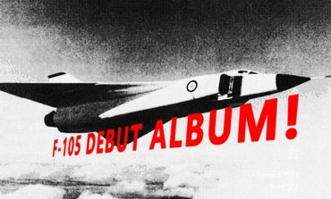 "Toronto's F-105 Release Debut Album, Featuring the Single ""Rebel Girl"""