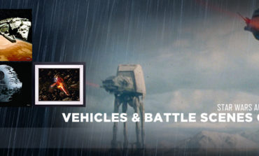 New Vehicles and Battle Scenes Collection Added to Star Wars Authentics