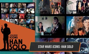 New Book 'Star Wars Icons: Han Solo' Announced for November Release