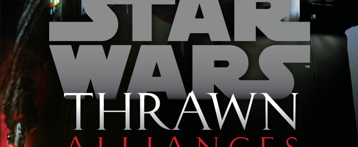 Star Wars Book Review — 'Thrawn: Alliances' by Timothy Zahn