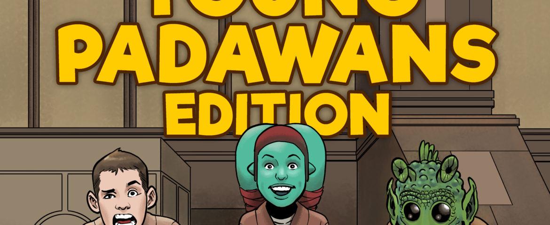 Comics With Kenobi #74.1 — Young Padawans Edition