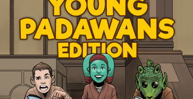 Comics With Kenobi #74.1 -- Young Padawans Edition