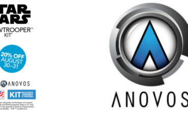 Star Wars -- 20% Off Snowtrooper Kits from Anovos