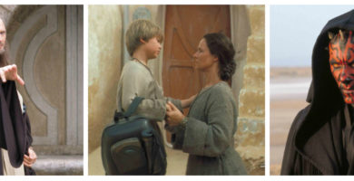 New 'Star Wars: The Phantom Menace' Official Photos Available from Star Wars Authentics