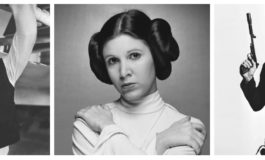 150 New Star Wars Black & White 'A New Hope' Photos Available Now from Star Wars Authentics