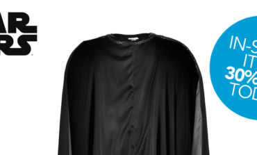 Star Wars: 30% OFF Darth Vader Premier Cape Today Only from Anovos