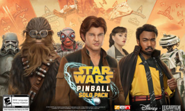 'Solo: A Star Wars Story' Comes to Zen Studios Pinball September 12