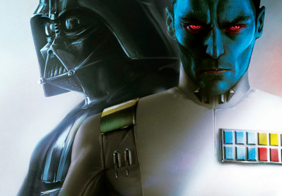 Audiobook Review: Thrawn Alliances by Timothy Zahn, Narrated by Marc Thompson