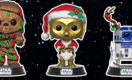 Funko Announces Star Wars Holiday Pops!
