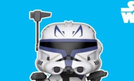 Funko Reveals NYCC Exclusive 'Star Wars: The Clone Wars' Captain Rex Pop!