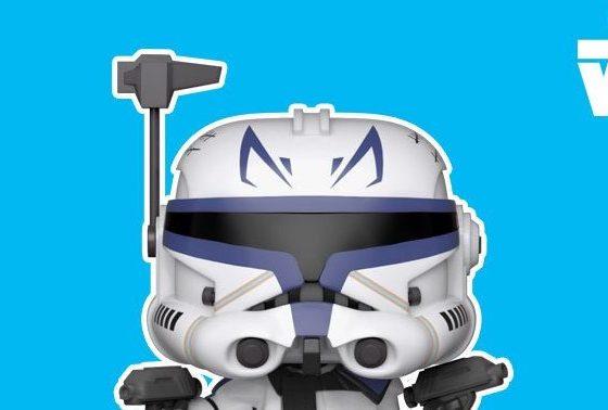 Funko Reveals NYCC Exclusive 'Star Wars: The Clone Wars' Captain Rex Pop!