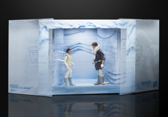 Hasbro Launches First International Convention Exclusive with Star Wars: The Black Series Han Solo and Princess Leia