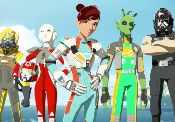 """Star Wars Resistance: """"Meet The Aces"""""""