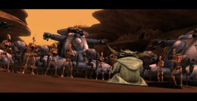 "Coffee With Kenobi Host Dan Z Analyzes the 'Star Wars: The Clone Wars' Episode ""Ambush"" for IGN"