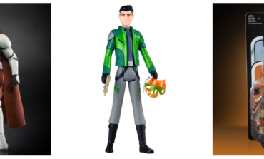 Hasbro's Star Wars NYCC Product Reveals, Including 'Star Wars: Resistance' Figures