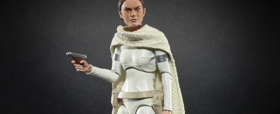 Hasbro Reveals 'Star Wars' Padme Amidala and Chewbacca Figures at Paris Comic-Con